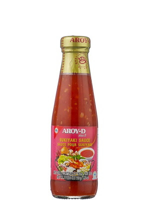 Sukiyaki Sauce 190ml - AROY-D