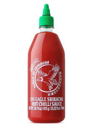 Sri Racha Hot Chilli Sauce 740ml - UNI-EAGLE