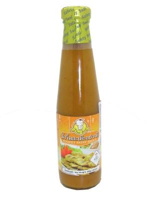 Peanut Satay Sauce - THAI BOY