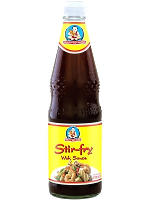 Stir-fry Wok Sauce 700ml - HEALTHY BOY