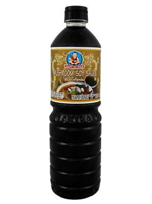 Mushroom Soy Sauce 1ltr - HEALTHY BOY