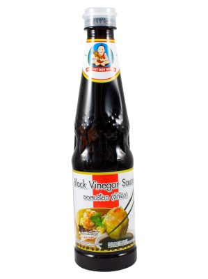 Black Vinegar Sauce (for dim sum) 600ml - HEALTHY BOY