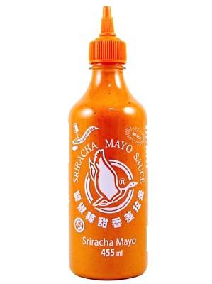 Sriracha Mayo Sauce 455ml - FLYING GOOSE