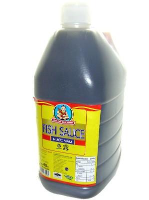 Fish Sauce 4.5ltrs – HEALTHY BOY
