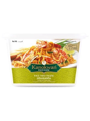 Pad Thai Paste 400g – KANOKWAN