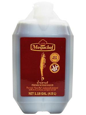 Premium Fish Sauce 4.5ltr – MEGACHEF