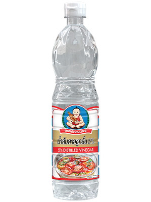 5% Distilled Vinegar 700ml - HEALTHY BOY