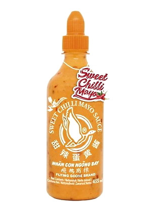 Sweet Chilli Mayo Sauce 455ml – FLYING GOOSE
