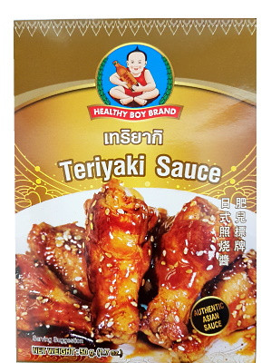 Teriyaki Sauce – HEALTHY BOY