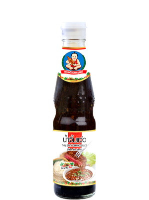 Thai Spicy Dipping Sauce (Nam Jim Jaew) 300ml – HEALTHY BOY