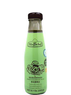 Premium Mushroom Sauce for Stir-fry, Marinade & Seasoning 200ml – MEGACHEF