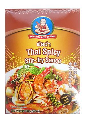 Thai Spicy Stir-fry Sauce – HEALTHY BOY