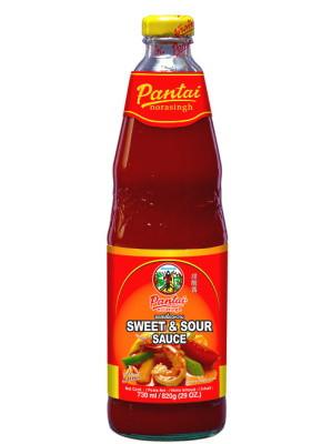 Sweet Sour Sauce 730ml Pantai Raanthai Oriental Supermarket