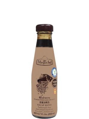 Premium Sweet Dark Soy Sauce 200ml – MEGACHEF