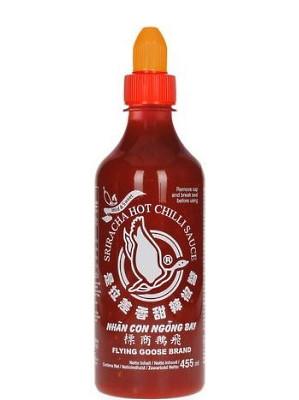 Sriracha Chilli Sauce – HOT & SWEET – FLYING GOOSE