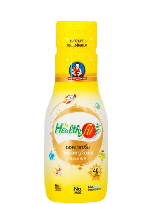 ***Clearance Special*** HEALTHY FIT Seasoning Sauce (40% less sodium) 200ml (best before: 08/11/20) – HEALTHY BOY