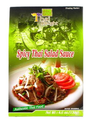 Spicy Thai Salad Sauce – THAI DELIGHT