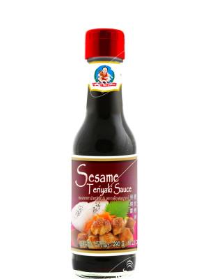 Sesame Teriyaki Sauce – HEALTHY BOY