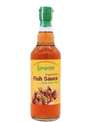 Vegetarian Fish Sauce 500ml – LONGDAN