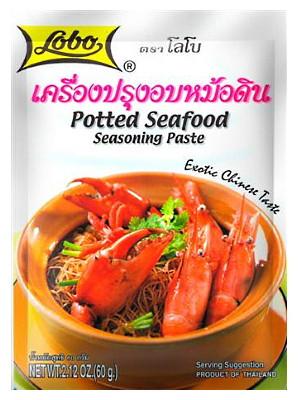 Potted Seafood Seasoning Paste - LOBO