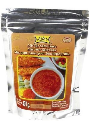 Satay Sauce Mix 400g - LOBO