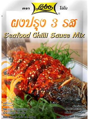 Seafood Chilli Sauce Mix - LOBO