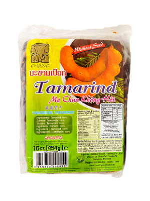 Tamarind Without Seed - CHANG
