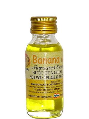 Banana Flavoured Essence - DOUBLE SEAHORSE