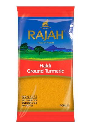 Ground Turmeric 400g - RAJAH