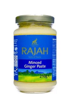 Minced Ginger Paste - RAJAH
