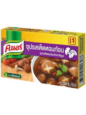 Stock Cubes - Shitake Mushroom Flavour 60g - KNORR