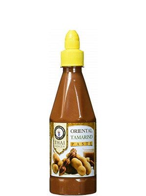 Tamarind Paste 250ml (squeezy bottle) - THAI DANCER
