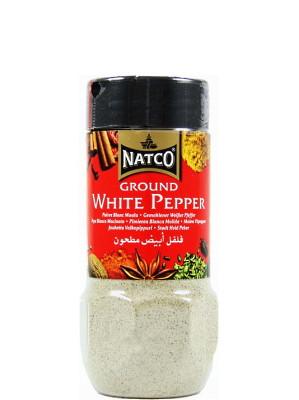 Ground White Pepper 100g - NATCO