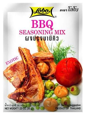 BBQ Seasoning Mix - LOBO