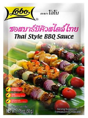 Thai-style BBQ Sauce - LOBO
