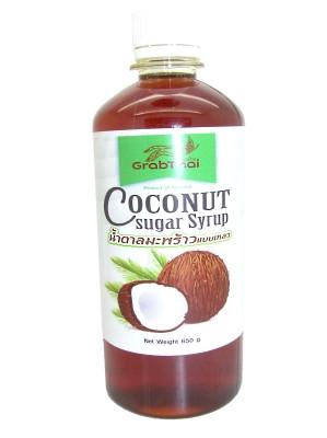 Coconut Sugar Syrup – GRAB THAI