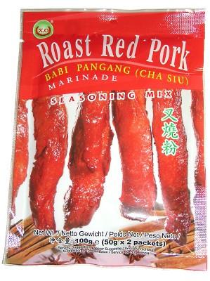 Roast Red Pork Marinade Mix - XO