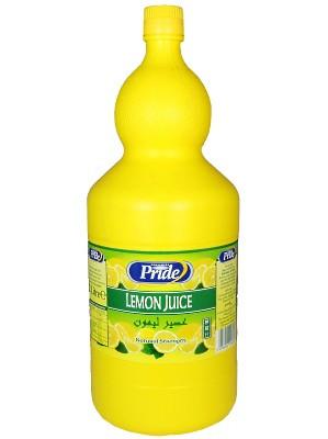 Lemon Juice 2ltr – PRIDE