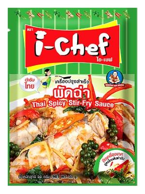 Thai Spicy Stir-fry Sauce – i-CHEF
