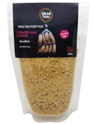 Grated Palm Sugar 500g – GRAB THAI