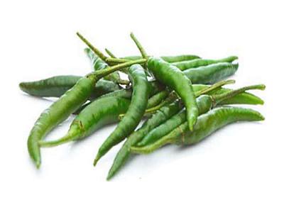 Green Chilli 200g