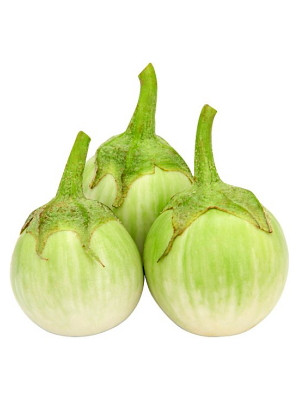 Apple Eggplant 1kg