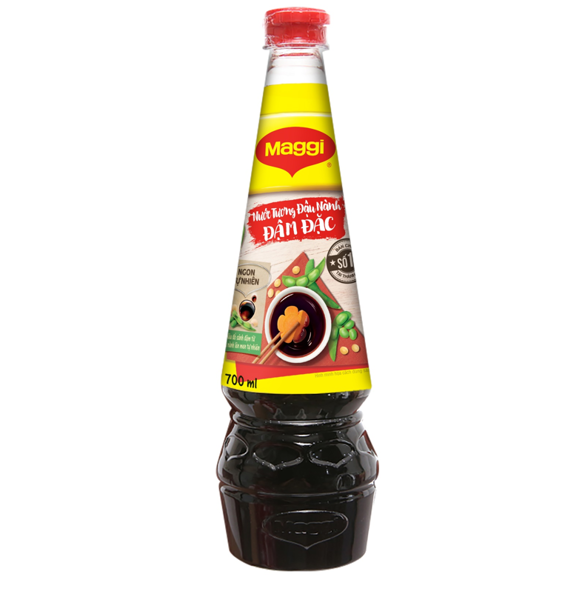 Vietnamese Dark Soy Sauce 700ml - MAGGI