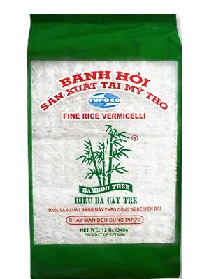 Fine Rice Vermicelli (Banh Hoi) - White - BAMBOO TREE