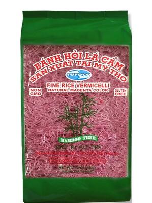 Fine Rice Vermicelli (Banh Hoi) - Magenta - BAMBOO TREE