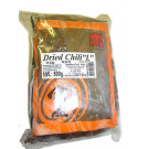 Dried Red Chilli - (large) 500g - CHANG