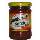 Red Chilli Paste (!!!!Sambal Oelek!!!!) - PANTAI