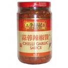 Chilli Garlic Sauce - LEE KUM KEE