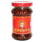 Crispy Chilli in Oil 210g - LAOGANMA