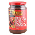 Sichuan-style Hot & Spicy Stir-fry sauce - LEE KUM KEE !!!!***CLEARANCE - Was ?2.68 (bb:14/01/18)***!!!!